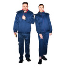 winter and autumn Labour Suit Protective static-free Work Clothes