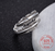 100% 925 Sterling Silver Vintage Feather Opening Full Finger Toe Bague For Women Simple Femme Homme Bijoux Fine Jewelry