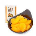 Best selling fresh citrus fruit canned oranges in light syrup