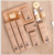 Wholesale 2020 New Supplies Disposable Toiletries 5 Star Hotel Amenities Set With Kraft Carton Package Toiletries Amenities Set