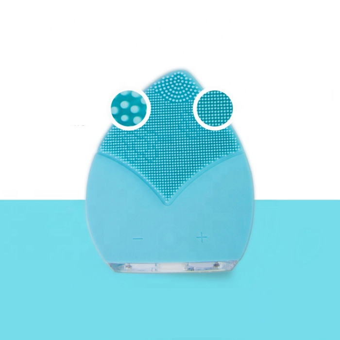Rechargeable Facial cleansing brush for lady