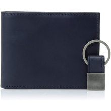 Nieuwe 2020 Navy Heren Rfid Blocking Lederen Bifold In Bulk