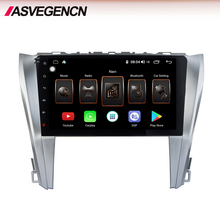 ASVEGEN Touch Screen Android8.1 Car Video Player Per Il 2015 Toyota Camry di Navigazione Per Auto Con Wifi Poggiatesta