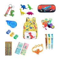 Boy Stationery Kids Dinosaur Stationery Kits,Back To School Supplies Set,Great bundle includes several essentials supplies