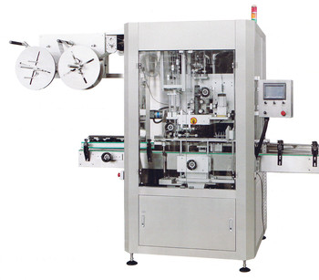 High quality automatic plastic bottles shrink sleeve labeling machine for watermelon juice