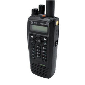 MOTOROLA DGP6150 two-way radio analog and digital walkie-talkie