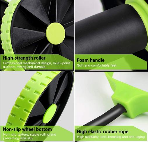 ab wheel  roller abdominal exercise high quality abdominal wheel