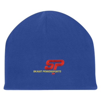 Double Layer Fleece Beanie Cap