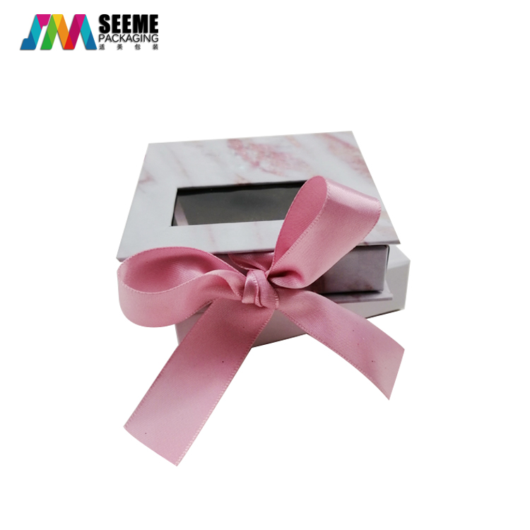 Packaging Cardboard Gift Box Custom Customized Ribbon Magnetic Craft Eva Accessory Industrial