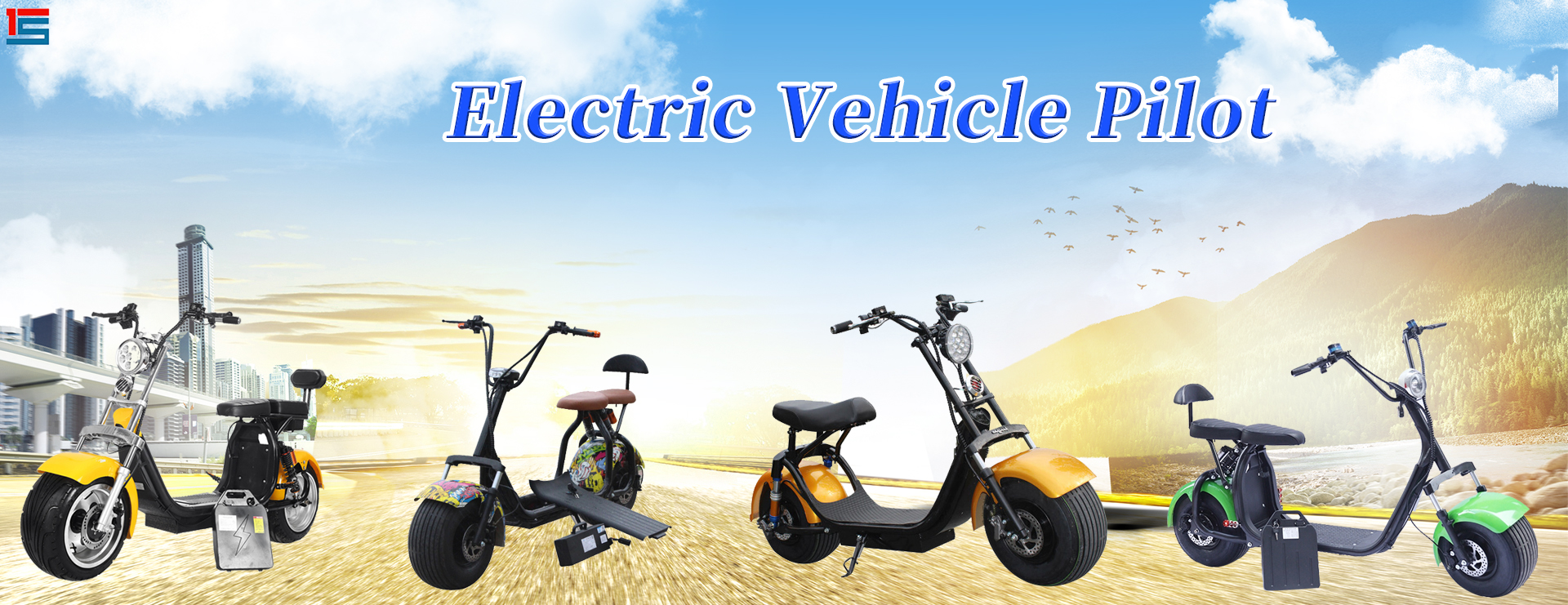 Europe Warehouse Stock 1200w 1500w Cheap Bike  1000w citycoco fat tire electric scooter