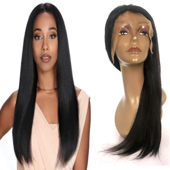 Wholesale Natural Human Hair Wigs For Sale Top Grade Mink Brazilian Human Hair Lace Front Wigs Cheap Lace Frontal Wigs