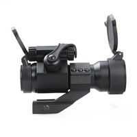 1X32 M2 Dual-Illuminated Dot Reflex Sight With Cantilever Ring Mount Holographic Sight Optic Rifle Scope