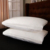 New Design Home Hotel Plain White Duck Down Decorative Pillow