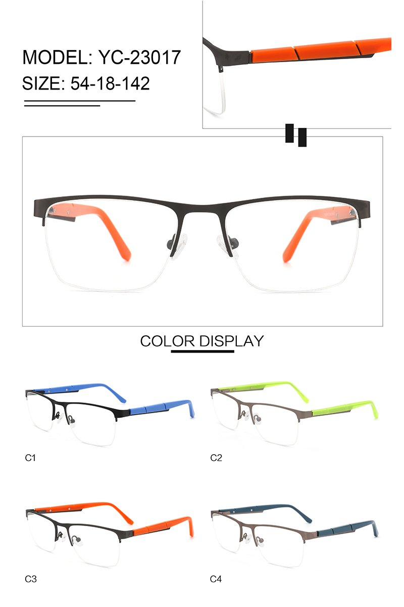 Factory Women Men Retro Design Optical Frame