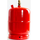 Kitchen equipment sell well 3kg lpg gas cylinder for restaurants with prices