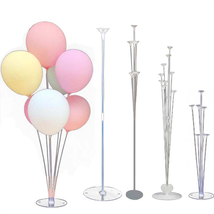Top Quality Fashion Simple Style Table Balloon Stand for Wedding Birthday Balloon Decorations Party Accessories Balloon Stand