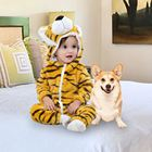 Baby Rompers HOCENT Infant Girls Boys Cosplay Clothes Winter Animal Newborn Baby Rompers