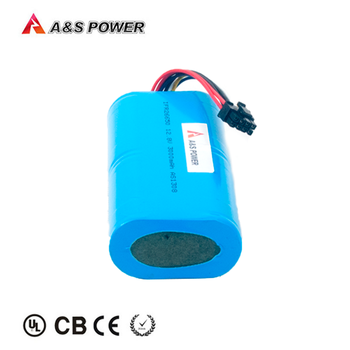 26650 CB appoval rechargeable 12.8v 3000mah lithium lifepo4 battery pack with connector
