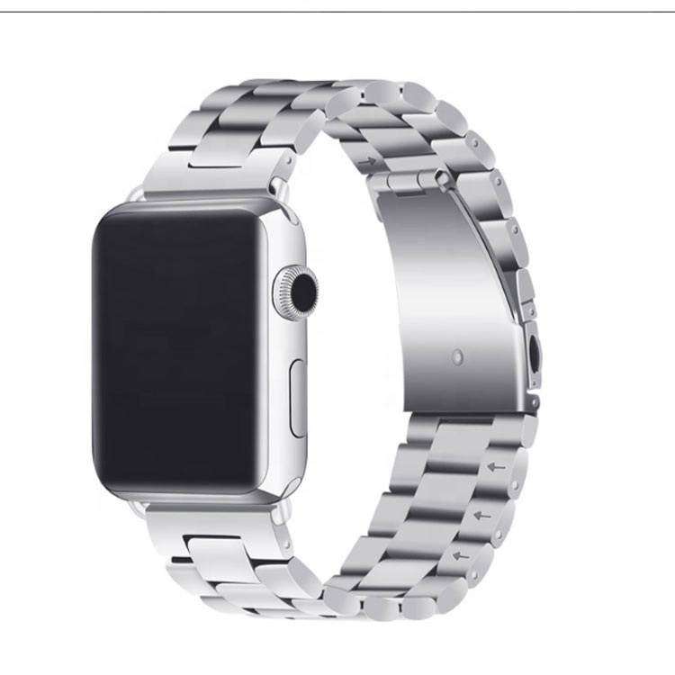 Low Price Factory Oem Custom Factory Price Metal Stainless Steel Strap Watch Band