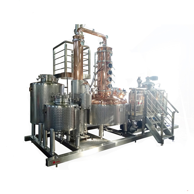 Bier making machine, bier plant, restaurant bier brouwen apparatuur
