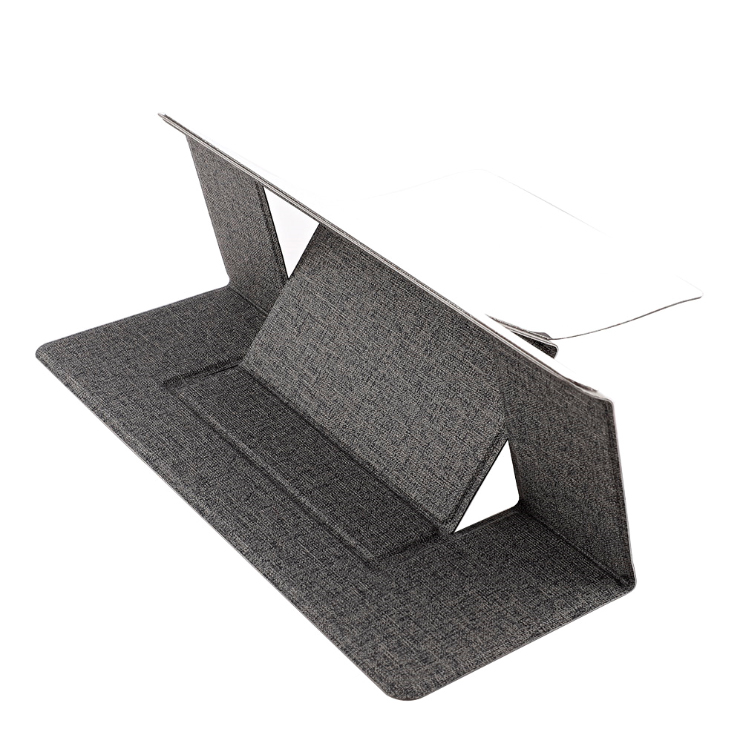 Invisible Adjustable Portable Foldable Laptop Tablet Holder Stand For Apple iPad MacBook Laptop Invisible Adjustable Portable Foldable Laptop Tablet Holder Stand For Apple iPad MacBook Laptop
