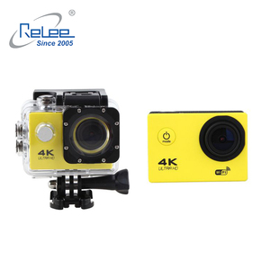 Popular gift 1080P FHD 4K Wifi remote control 30 meters Waterproof Sports Camera Action Camera