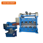 Cut to length production line of levelling machine