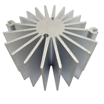 Customized CNC Machining Structure Parts Extrusion Aluminum Profile