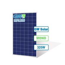 Green Wing Factory Vietnam 320w Poly Solar Panel Mounting Bracket System