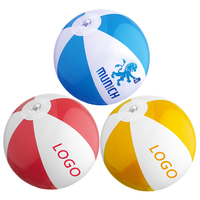 Factory Price colorful customized PVC beach ball PVC inflatable beach ball