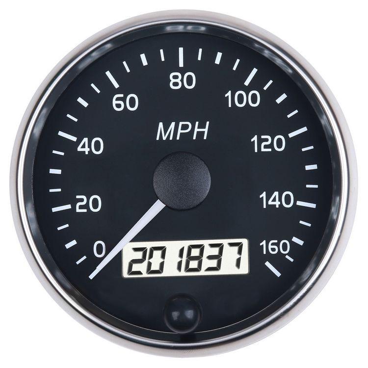 12v 24v 85mm Universal Car Electronic Programmable