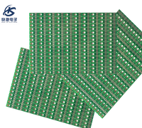 High stability one stop service led light pcb circuit board pcba
