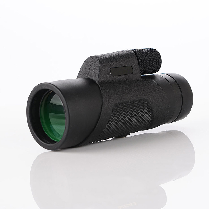 10X42 large eyepiece monocular high-definition nitrogen-filled waterproof