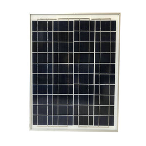 Efficient polycrystalline20W18V solar PV modules