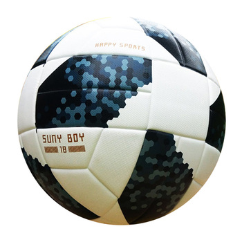 ActEarlier professional training match football size 5 thermal bonded soccer ball for coaches adults in school