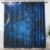 Custom Astro Constellation Stars Printed Blackout Window Curtain Panels