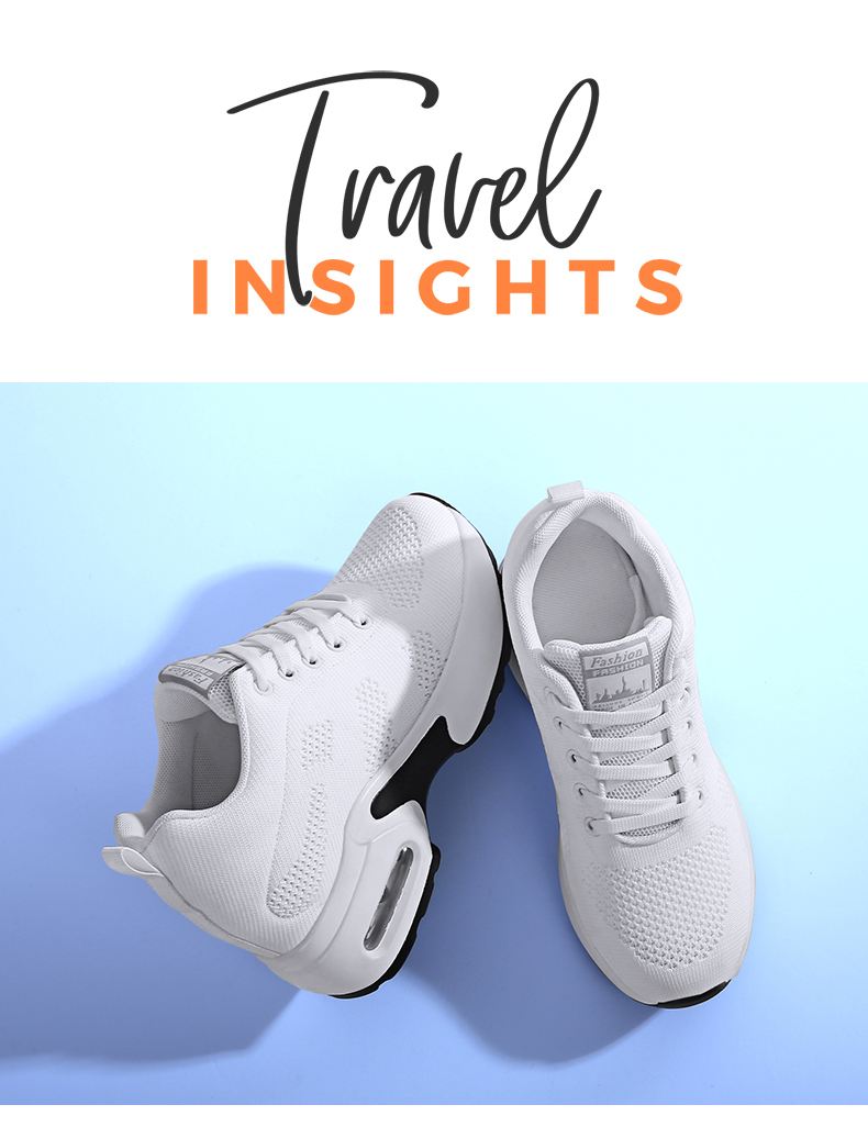 2019 Newest Pant shoes Comfy Breathable Mesh Trainers Chunky Heels 5cm Women's Platform Sneakers Women Shoes Casual Female Shoes
