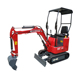 Chinese mini excavator CE approved small shovel sales for Europe