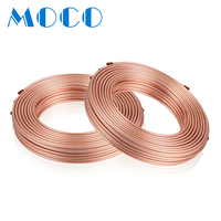 Factory Wholesale Price All Size AC Copper Tube/Pipe Pancake Coil For HVAC Air Conditioner/Conditioning Split Unit Refrigerant