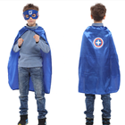 Hot-Sale Party Costumes Hero Custom Cape for Halloween Performance