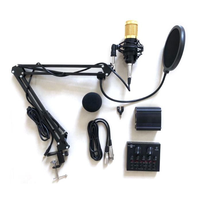 Club mic microfono a condensatore bm800 Modulo DC/DC