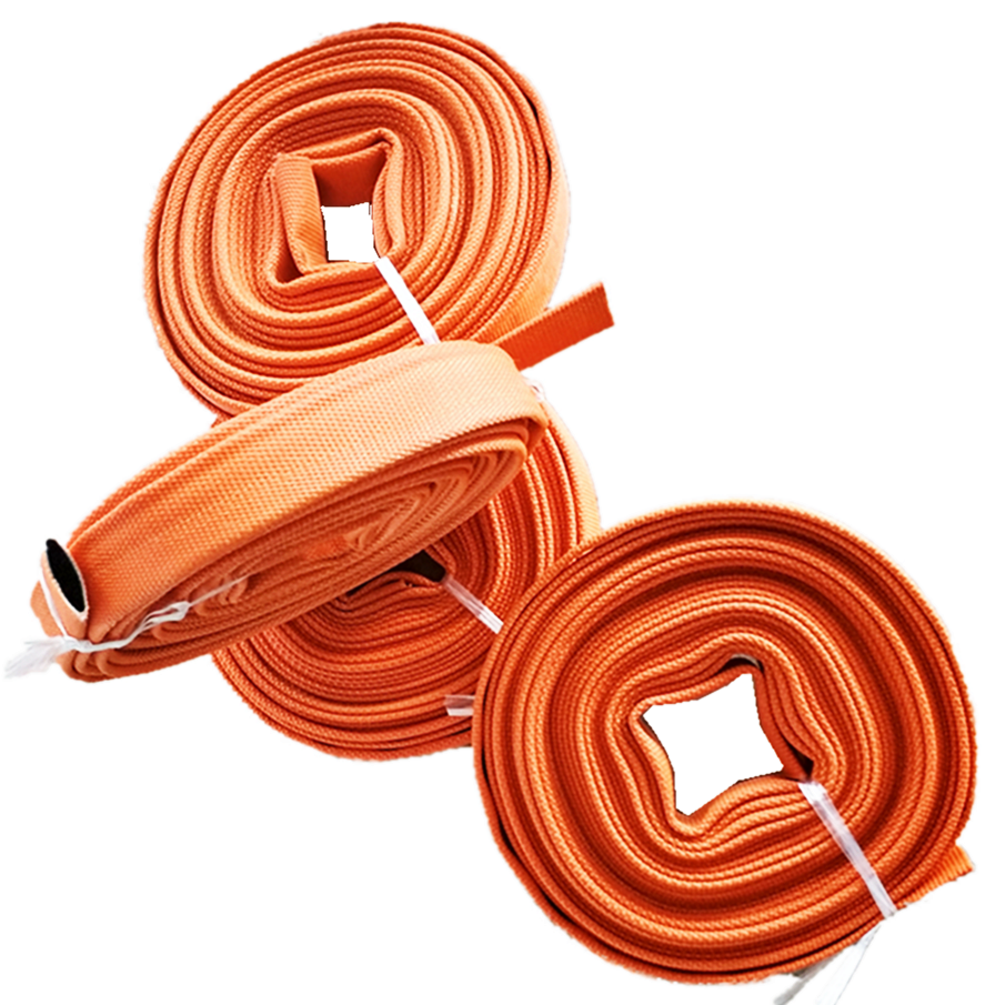 1/2'' wear resistance anti-corrosion and Explosion-proof Canvas <strong>covered</strong> expandable Garden PVC lay flat Hose/<strong>pool</strong> drain pipe