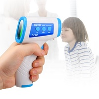 Approved Fever Non Contact Infrared Termometro Digital Infrarojo Thermometer For Fever Digital Medical Infrared