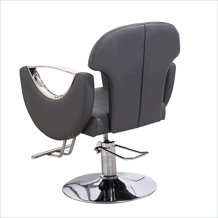 sample fashion Synthetic Leather rotate barber chair