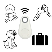 Werbe Smart Wireless Key Finder <span class=keywords><strong>Bluetooth</strong></span> 4,0 ble Gps Tracker Anti verloren alarm Tag Kind Tasche Pet Locator