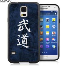 Мягкий чехол для телефона MaiYaCa Kung Fu Oyama Kyokushin Karate для samsung Galaxy S5 S6 S7 edge S8 S9 S10 Plus Lite Note 9 5 8(Китай)
