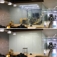 LAVAO L021 3D 0.3mm smart electric window electric privacy glass film