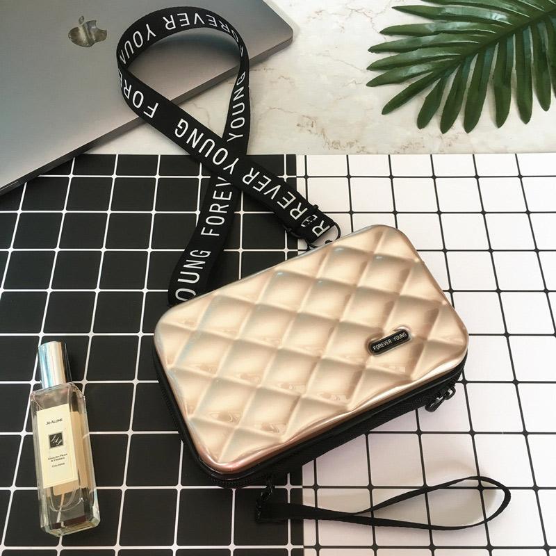 Женские сумки-Кроссбоди LOVEVOOK, дизайнерские мини-сумки с широкими лямками и клапаном, 2020(Китай)