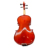 Wholesale price high grade Basswood composite Fiddle with Violin 4/4