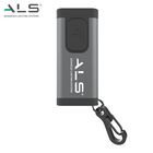 Led Flashlight ALS Hot Sale Super Thin Energy Saving Powerful Rechargeable Led Keychain Mini Flashlight